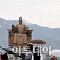 """[일기예보] 오늘 날씨, 전국 대체로 흐리고 곳곳에 비…'서울 낮 25도' """"미세먼지 '보통'"""""""
