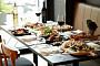[여기 어때]레스토랑 식탁…동서양 넘나드는 다국적 '한 상 차림'
