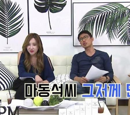 """김태훈 """"마동석, '워킹데드' 최신판에 추천"""""""