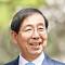 '취임 5주년' 박원순 시장, 주말에 봉하마을 찾아 노무현 전 대통령 묘역 참배