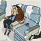 """[온라인 와글와글] 대한항공 A380기 비즈니스석에서 '아이폰 발연' 소동…""""휴대전화 믿고 쓰겠나!"""""""