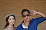 박준형 부부, 임신 초기…14세 연하 미모의 아내?