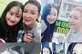 이상아 고등학생 친딸, 또렷한 이목구비에 시선집중