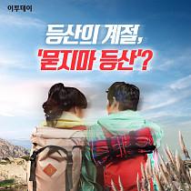 [카드뉴스 팡팡] 등산의 계절, '묻지마 등산'?