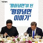 [카드뉴스 팡팡] '평화냉면'이 된 '평양냉면 이야기'