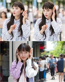 '마녀의 사랑' 윤소희, 커다란 귀 들고 향하는 곳은?