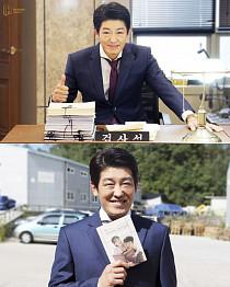 """'친애하는 판사님께' 허성태, 종영 인사 """"배우로 단단해진 시간"""""""