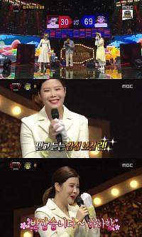 '복면가왕' 폴포츠 꺾은 '열대새'는 린…가왕 4연승 '동막골 소녀'는 ...