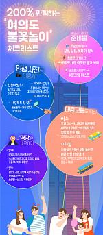 [인포그래픽] 200% 만끽하는 '2018 여의도 불꽃축제' 체크리스트