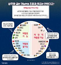 [인포그래픽] 상추와 귤은 가능한데 초밥과 튀김은 안 된다고?