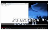 [6.25 사이버테러]어나니머스, 청와대 해킹 과정 담은 동영상 공개