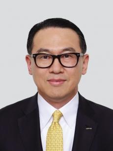 ▲이동우 롯데하이마트 대표이사.