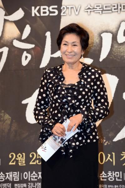 ▲KBS 2015 연기대상의 강력한 대상 후보 김혜자