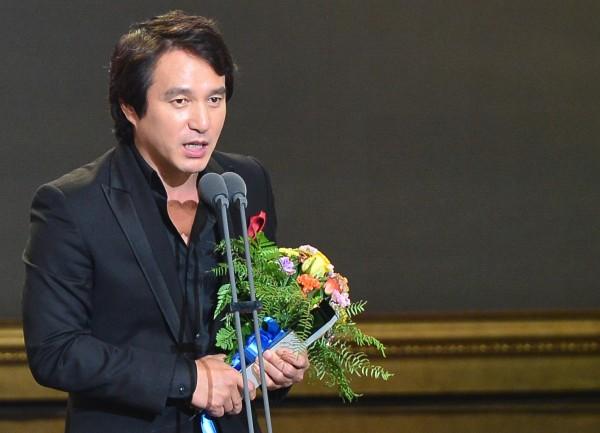 ▲SBS 2015 연기대상의 유력한 대상 후보인 조재현