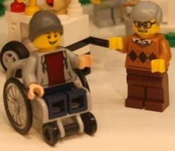 혹시 장애인 인형 본 적 있나요?