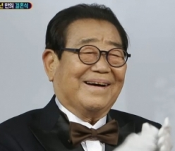 예능, 90세 송해부터 1세 기로희까지..다양한 세대 출연진 소...