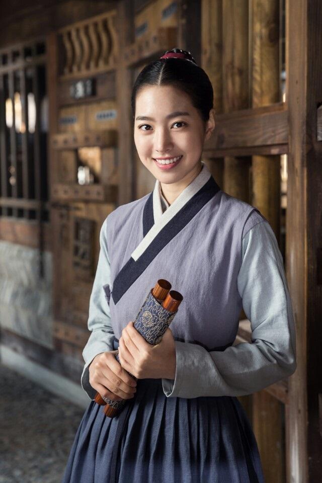 ▲4월 30일부터 방송되는 이병훈PD 연출의 '옥중화'의 주연을 맡은 진세연.(사진=MBC제공)