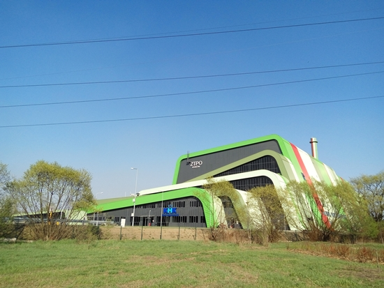 ▲폴란드 크라쿠프 생활폐기물 발전소 전경(제공=포스코건설)