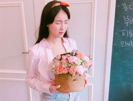 (출처=정혜성 인스타그램)
