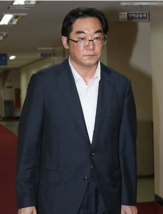 ▲ 나향욱 전 교육부 정책기획관(사진출처=연합뉴스 )