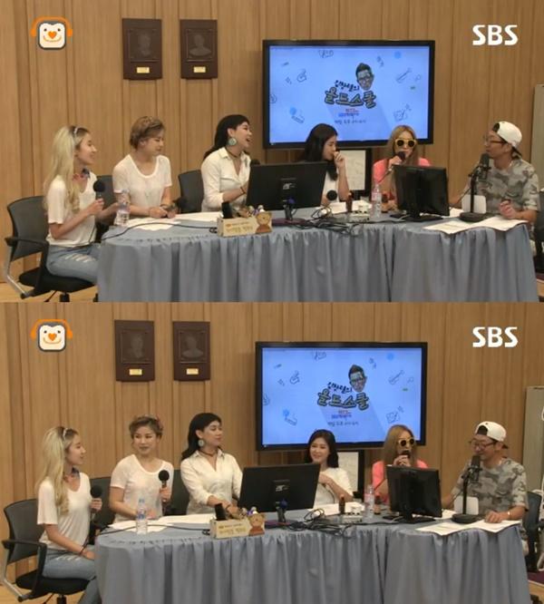 (사진=SBS '김창렬의 올드스쿨' 캡처)