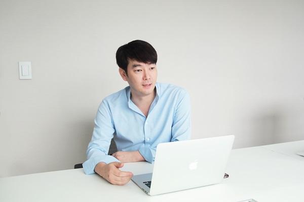 ▲메이크스타 김재면 대표(사진제공=메이크스타)