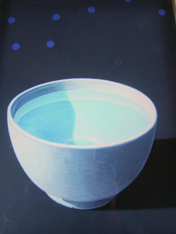▲이종구 <정화수> 캔버스에 아크릴물감 40.9cmx31.8cm 2005년