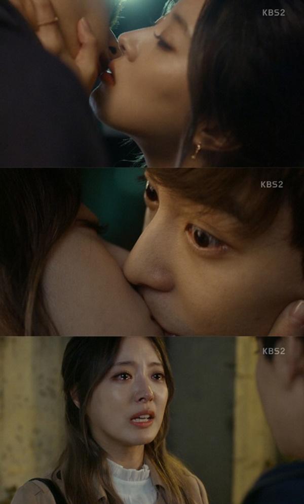 (사진=KBS2 주말드라마 '월계수 양복점 신사들' 캡처)