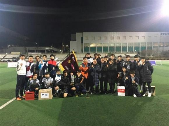 ▲연예인 풋살팀