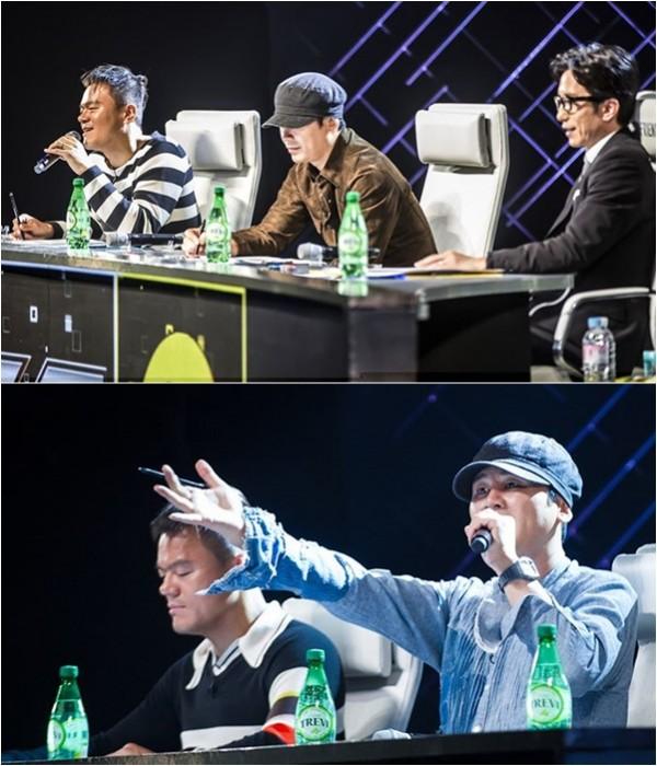 ▲'K팝스타6'(출처='K팝스타6'공식SNS)