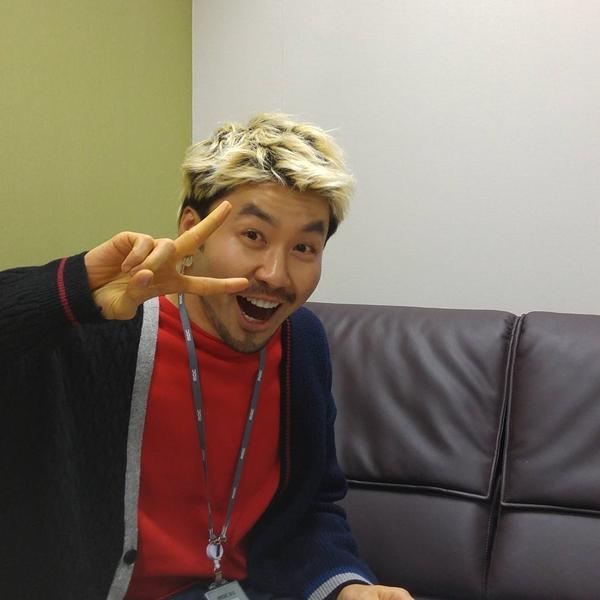 ▲방송인 노홍철(사진=MBC '2시의 데이트 지석진입니다' 공식 인스타그램)