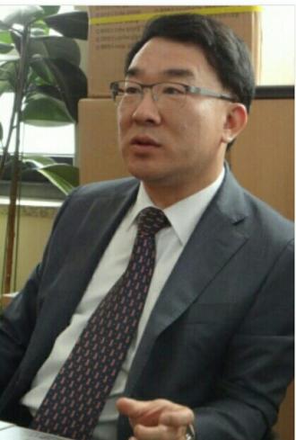 ▲전홍렬 씨티씨바이오 부사장