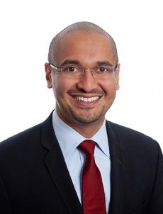 ▲Illumina CEO Francis deSouza.Image courtesy Illumina.