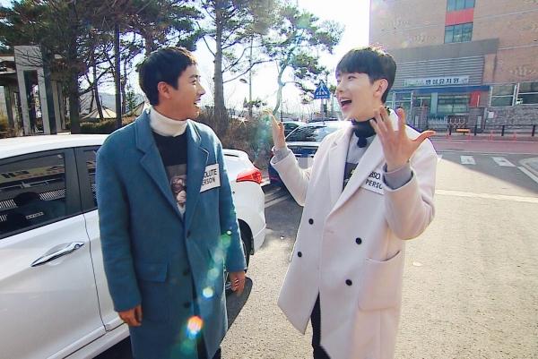 ▲'무한도전' 유재석 김종민(MBC )