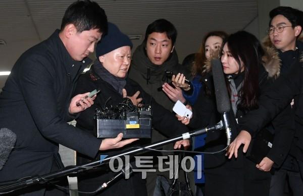 '정유라 입시 비리 주도' 김경숙 前 이대 학장, 특검 출석 - 이투데이