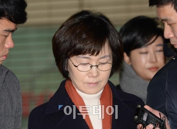특검, '정유라 입시 비리' 최경희 前 이대 총장 구속영장 청구 ...