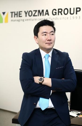 ▲이원재 요즈마그룹 한국법인장