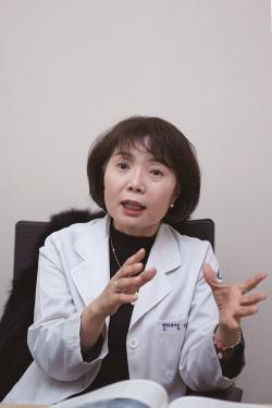 ▲가천대 길병원 박진희 교수.