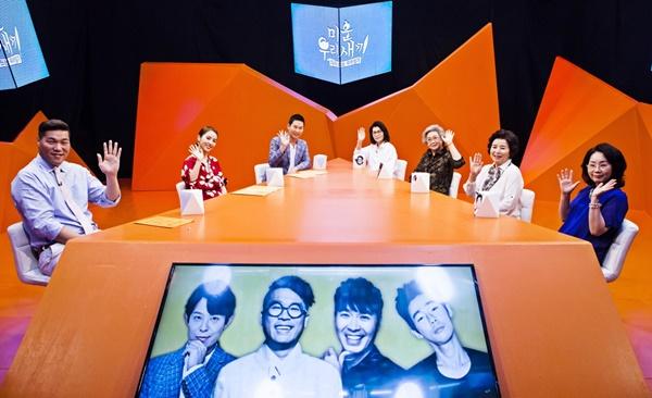 ▲SBS 인기 예능프로그램 '미운 우리 새끼'(사진=SBS)
