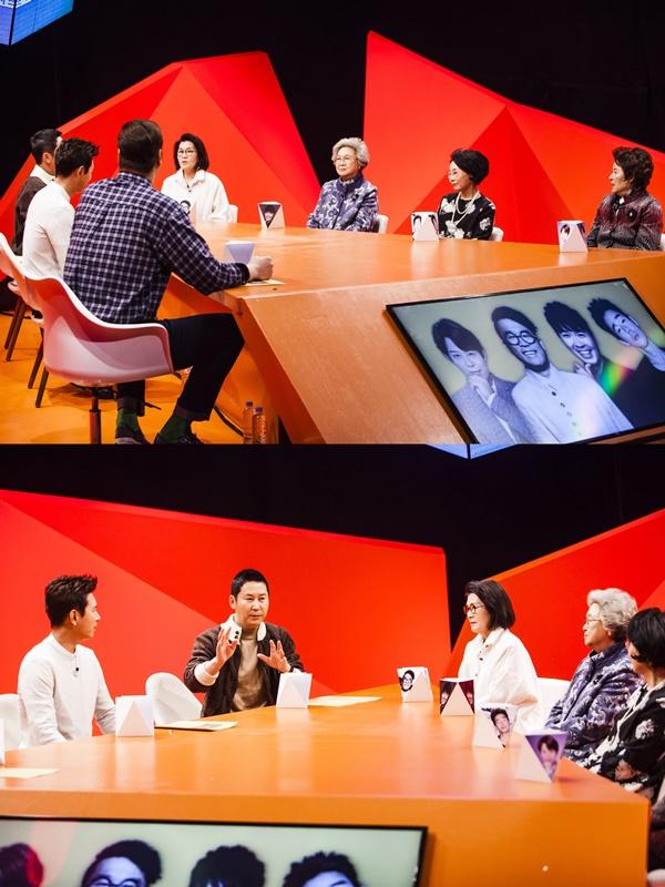 ▲SBS 인기 예능프로그램 '미운 우리 새끼' 녹화 현장(사진=SBS)