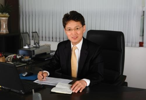 ▲김원남 파워로직스 대표이사