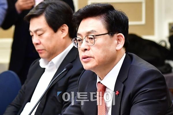 ▲정우택 자유한국당 원내대표. 이동근 기자 foto@(이투데이DB)