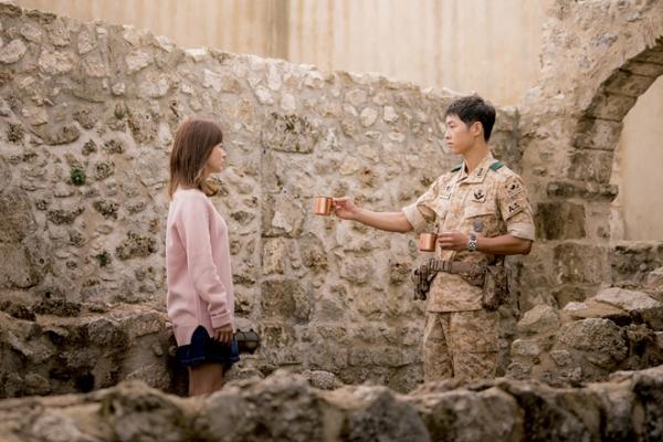 ▲(출처=KBS2 '태양의 후예')