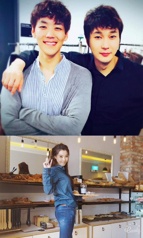 ▲23일 오전 뮤지컬배우 카이가 조성윤과 윤소이의 결혼 소식에 축하의 뜻을 전했다.(사진=인스타그램)