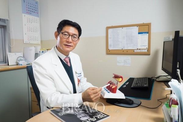 ▲건국대학교병원 송기호 교수는 검증되지 않은 당뇨에 대한 소문을 맹신하지 말라고 당부했다.(브라보마이라이프)