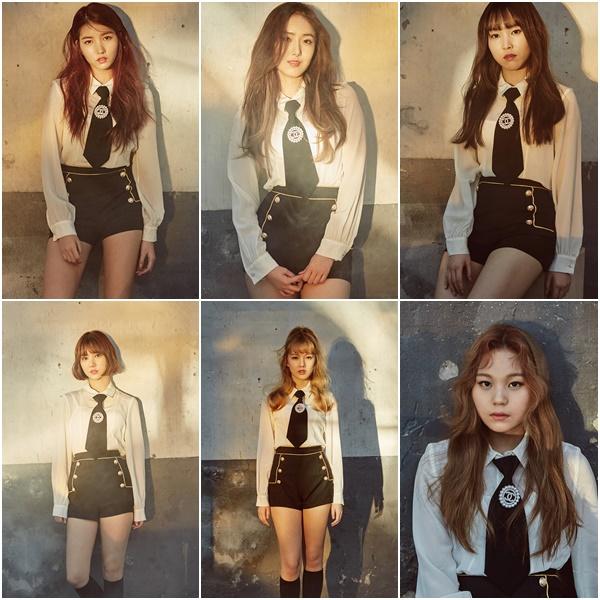 ▲걸그룹 여자친구(사진=쏘스뮤직)