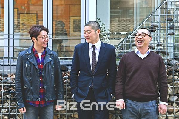▲(왼쪽부터)양성민 대표, 백승환 대표, 최아람 대표(사진=윤예진 기자 yoooon@)