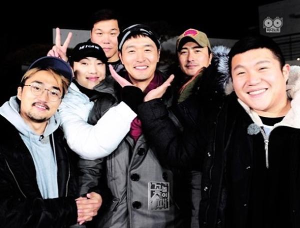 ▲19일 방송을 끝으로 종영한 SBS '꽃놀이패' 시즌1(사진=SBS)