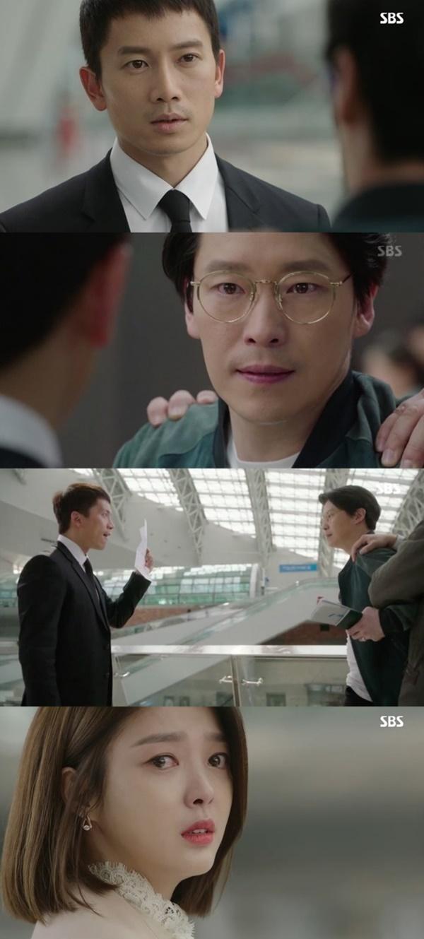 ▲21일 종영하는 SBS 월화드라마 '피고인'(사진=SBS 월화드라마 '피고인' 17회 캡처)