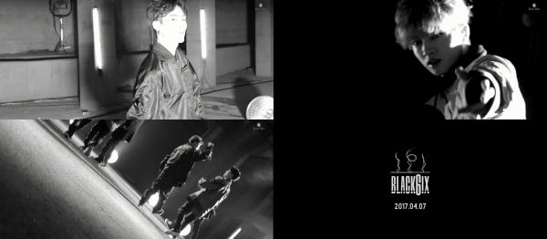 ▲그룹 블랙식스 데뷔 티저 영상(사진=블랙홀엔터테인먼트)
